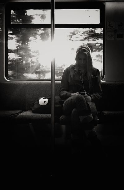 The Street Photographer - 2015 EyeEm Awards Mpro Blackandwhite Open Edit Mobilephotography.de Creative Light And Shadow Shades Of Grey
