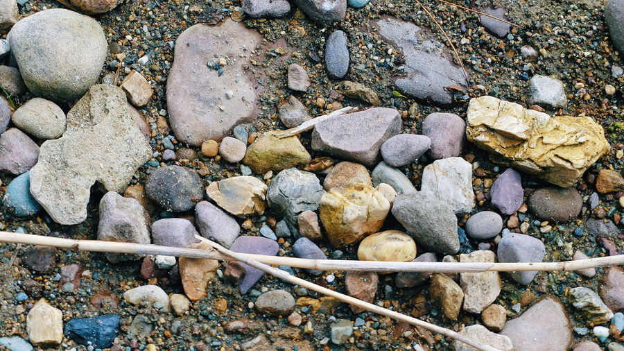 Beach Pebble Day Outdoors Nature Abundance No People Full Frame Large Group Of Objects Sand Pebble Beach Backgrounds Close-up Stones Irland