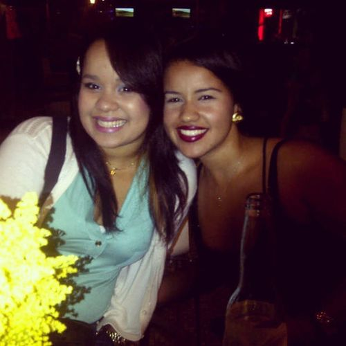 Because with you everything is Fun :) Nightout Colega LaAdoro Laamo Migas BellaTerra beers
