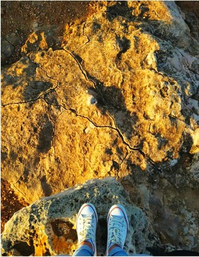 Earth Earth Hour Sunny Day Sun Daytime Wild Nature Life Pure Beauty Fun Shoes Allstar Greece Paradise