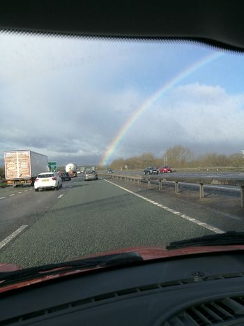 Rainbow Refraction Nature Leprechauns Lost In The Landscape