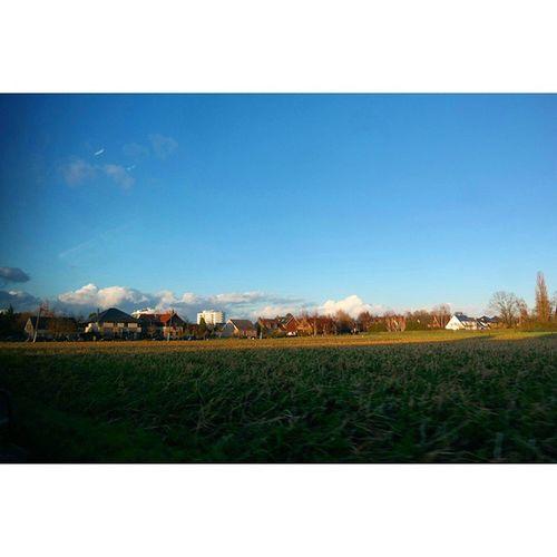 마음의 안식처 벨기에, 평화롭다 벨기에 벨줌 Belgium Brussel 유럽여행 유럽 여행 여행스타그램 애자매 시즌2 온니쫭 풍경 하늘 @changhwa210