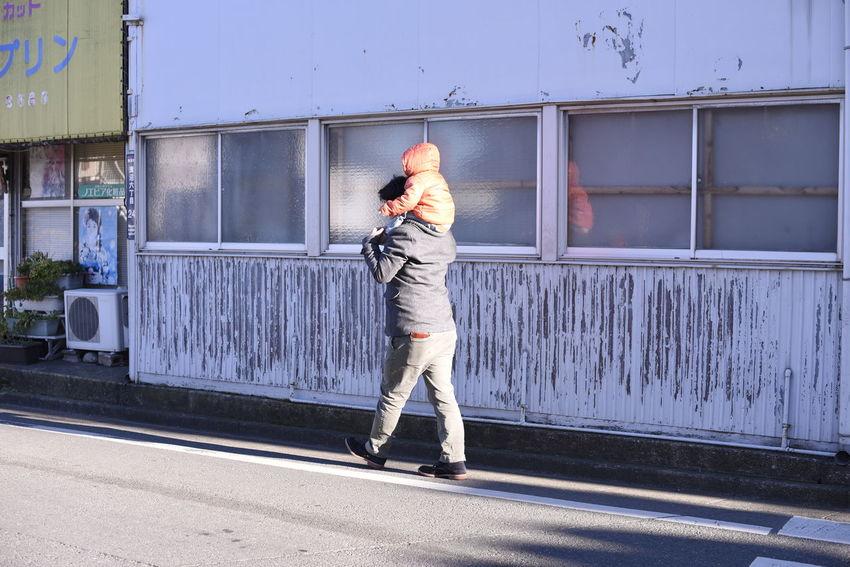 本体は上の方 Kids Being Kids Snapshots Of Life Living Life Father & Son Love Peace Japan Showcase: January