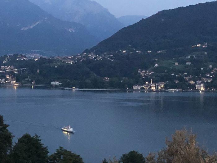 Lago di Como Italy Comolake Paradise Nature Lake