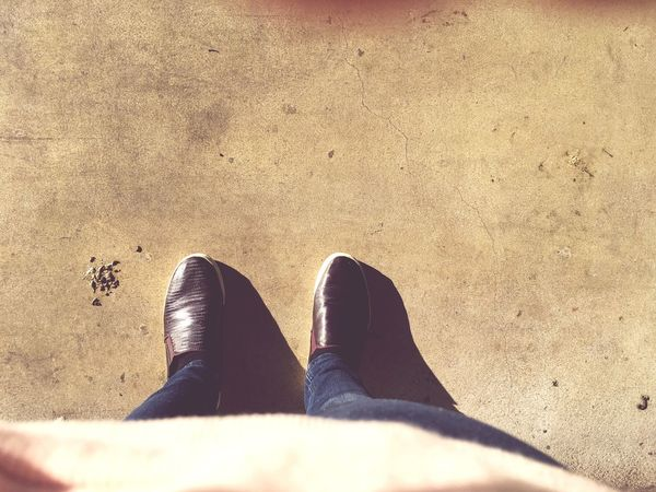 👌this near to get pigeon poop on my shoes! 💩 ☝️ GodIsGood Itsgonnabeagoodday Pracomeçarbemodia