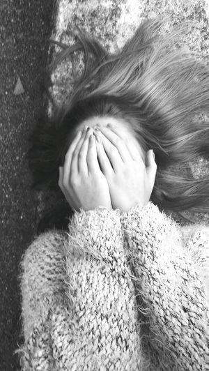 monochrome photography eyes closed fragility