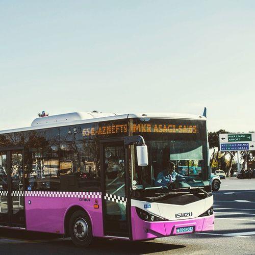 Instaolkem Bus Nikonazerbaijan Nikon Nikontop Myazerbaijan Baku City