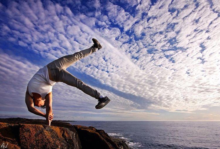 nice style breakdance