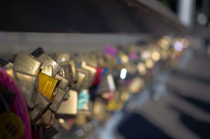 More Locks of Love Bridge Love Taking Photos