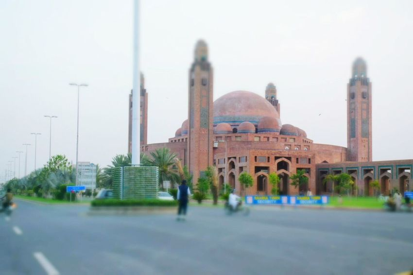Great Pakistan Bahira Town Lahore. Beautiful View