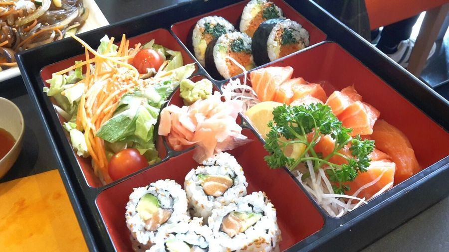 Bento Box Asian
