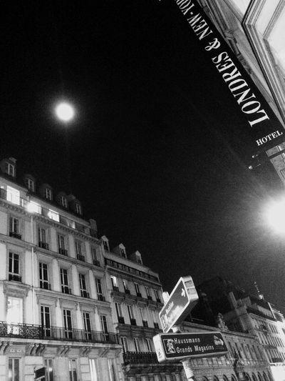 Paris Pleine Lune