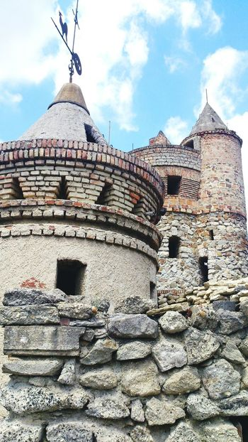 A Handmade Modernday Castle in Sopron , Hungary . Castles Castle Tower Castle View  Soproni Hungary Photos Hungary Arquitecture Hungary I <3 You Hungarianphotographer Hungarian Hungary Love Hungarylife Hungaryculture Hungary Sopron Hungary Culture Hungarian_photographers