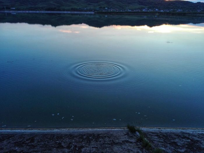 Astronomy Calm Lakeside Lake Water Surface Lakeshore Standing Water Countryside