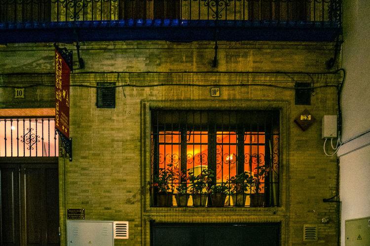 Sevilla's house