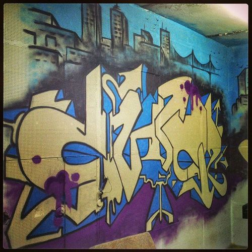 Graffiti Art Freedom_rec .
