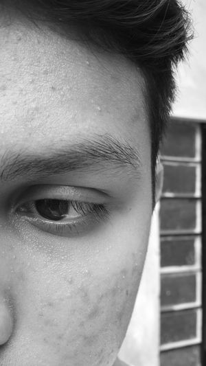 Face Taking Photos Unperfect FUNGFING MARKET EyeEm Best Shots Black And White Simplicity Portrait Natural Body Natural Body Defects