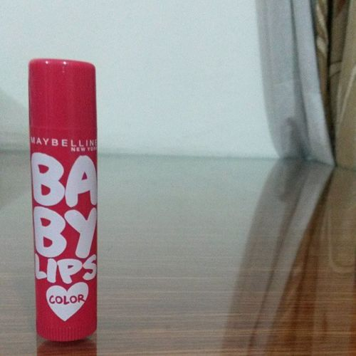 Lovelovelove Maybelline Babylips Bestthingever Red Soft Lipbalm Poorphotographyskills ...