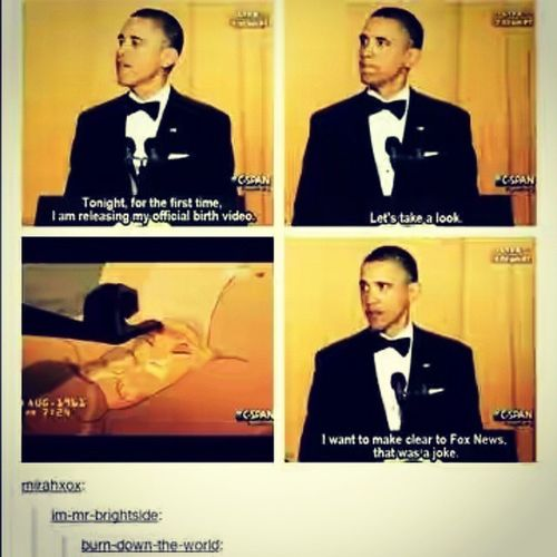 Obamafunny ... really funny...