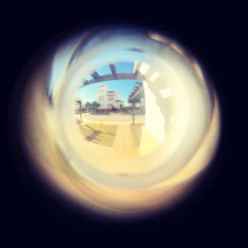 Front door spy