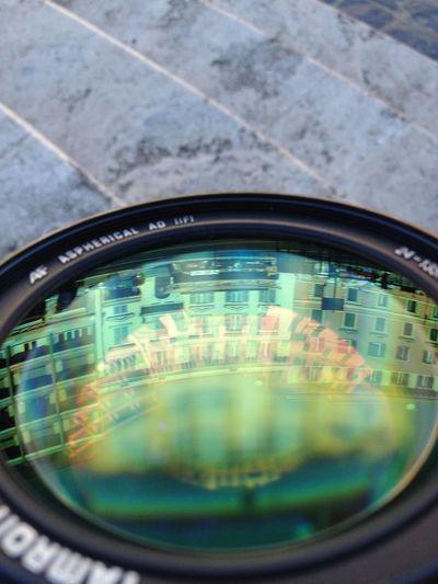 Roma Italy NikonD3100 Refraction Singlelensreflex