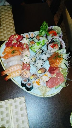 Sushi Enjoying Life Eating Bestfood Lovejapanfood Moments