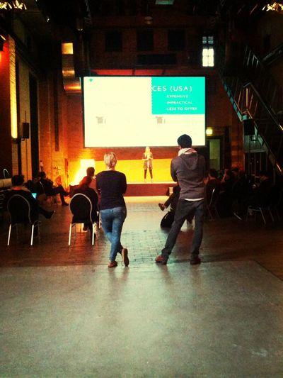 Startupbootcamp Berlin pitch practice