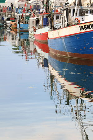 Fisherboats  Harbor Mode Of Transport Nature Nautical Vessel Outdoors Reflection Transportation Water Waterfront
