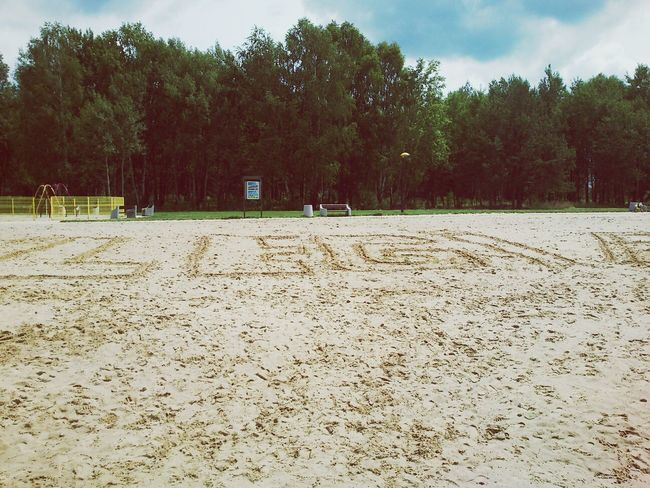 Legia KALUSZYN Time With Friends Beach