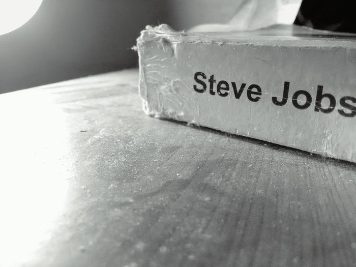 Shades Of Grey Stevejobs Book Collections Visionary Mobilephotography
