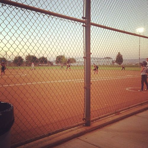 Park Littlecousin Cousin Krista softball kingman kingmanaz az arizona