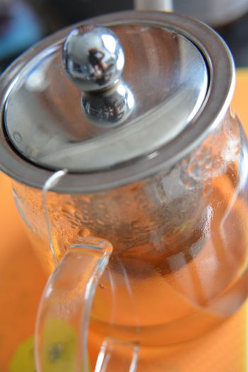 Tea Clarity Close-up Cuppa Drink Filtered T Glass Teapot No People Stainless Steel  Teapot Teapot Photography