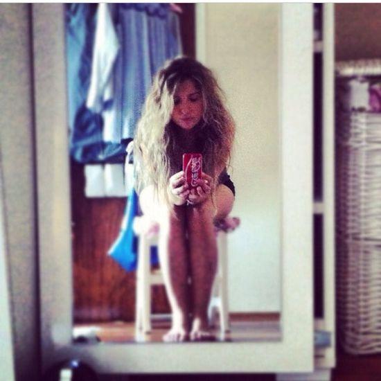 That's Me Mirror Selfportrait
