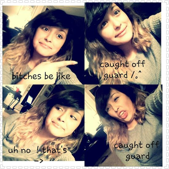 I was bored x)