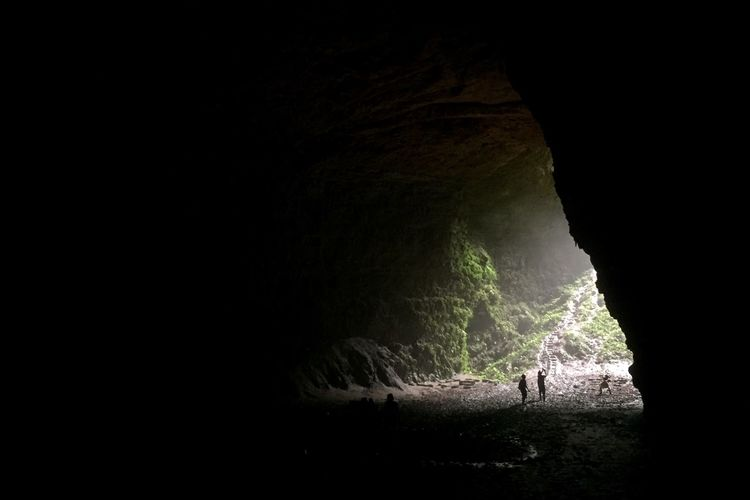 Break The Mold Light And Shadow Cave Darkness Mystery INDONESIA Yogyakarta Jomblang Break The Mold