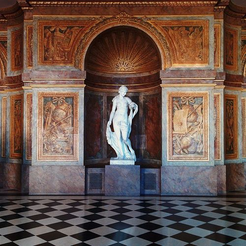 CaminandoParis Versaillespalace CaminandoVersalles