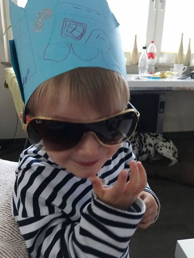 EyeEm Selects Sunglasses Real People One Person Boys Childhood Cap Lifestyles Day Indoors  People Gerrits