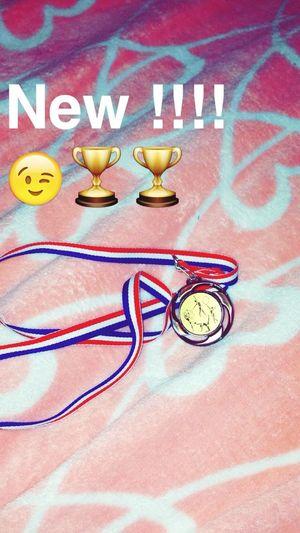 Grs ! Et une de plus ! Un podium au top ! 👌💪❤️ Grs Gym Gymnastics Medaille Podium Gym Time