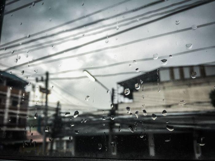 Dark weather