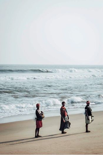 India Beach Fisherman Fish Water Vscocam VSCO This Week On Eyeem Documentary The Week On Eyem Check This Out Journey Incredible India Eye4photography  Travel Photography ASIA EyeEm Best Shots Illuminated Sea Clear Sky Sky Incredibleindia Nature Sand Men