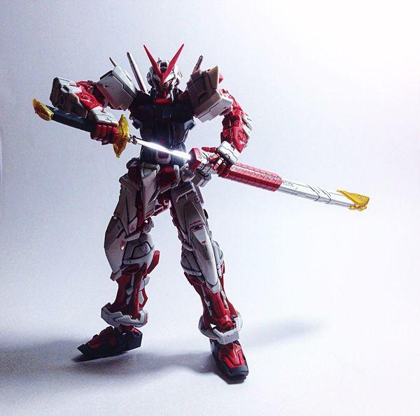 Gundam Gunpla RG Astray AstrayRedFrame