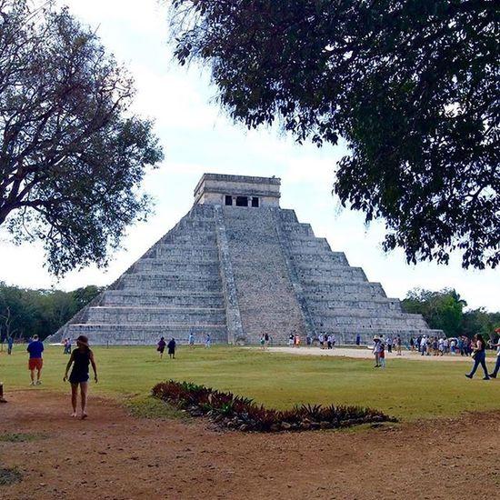 Chichenitza Mayanruins Yúcatan Mexico Piramid 🌚📷