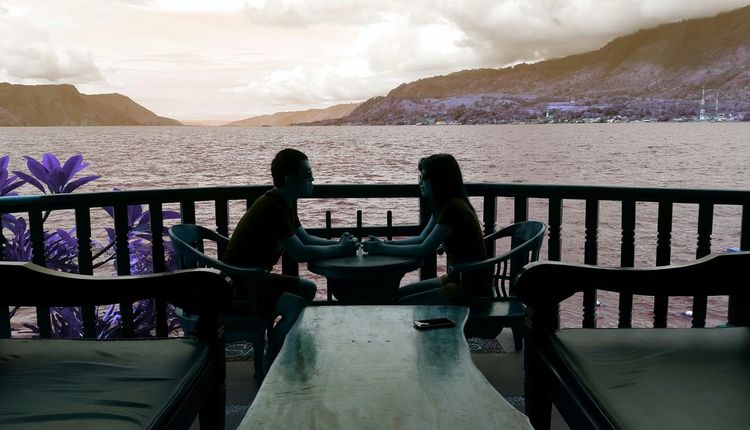 Toba Lake North Sumatra - Indonesia With Cyank