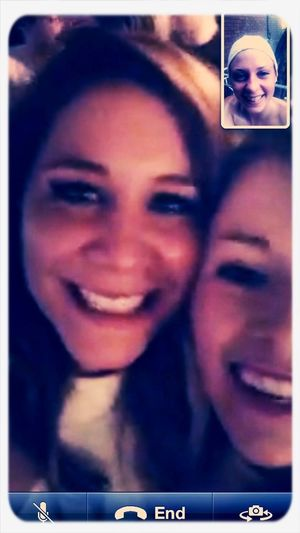Happy Birthday FaceTime From Oz
