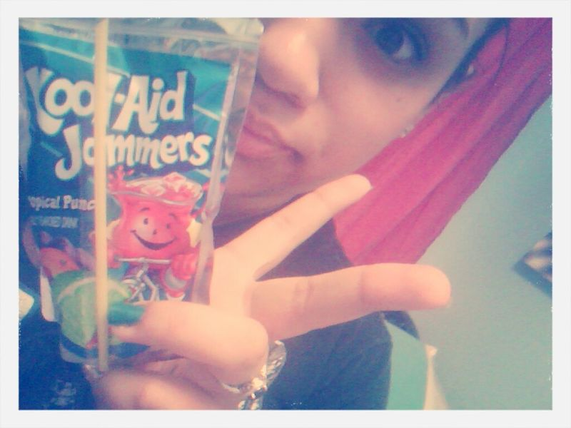 peace out from me and the koolaid jammer, goodnight lil homies B)))
