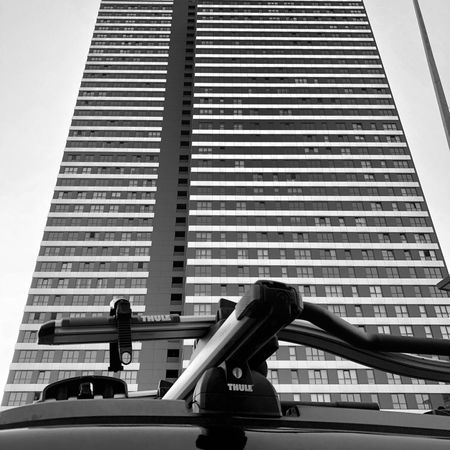 Bicycle Architecture Built Structure Building Exterior City Day Office Building Exterior Office Window Building Transportation Skyscraper Outdoors
