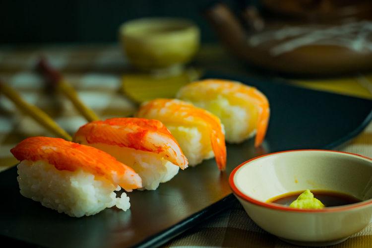 Sushi Asian