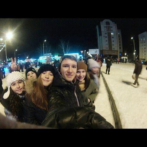 Gopro Hero3 Goprodreams Gopro2014 good selfie str snow bro best newyear russia photo phototheday стерлитамак селфи стр снег зима Россия