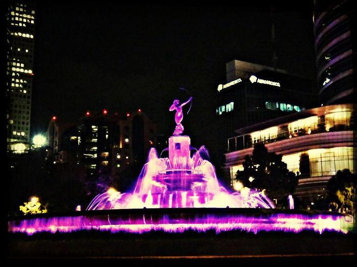 Mexico City La Diana Cazadora