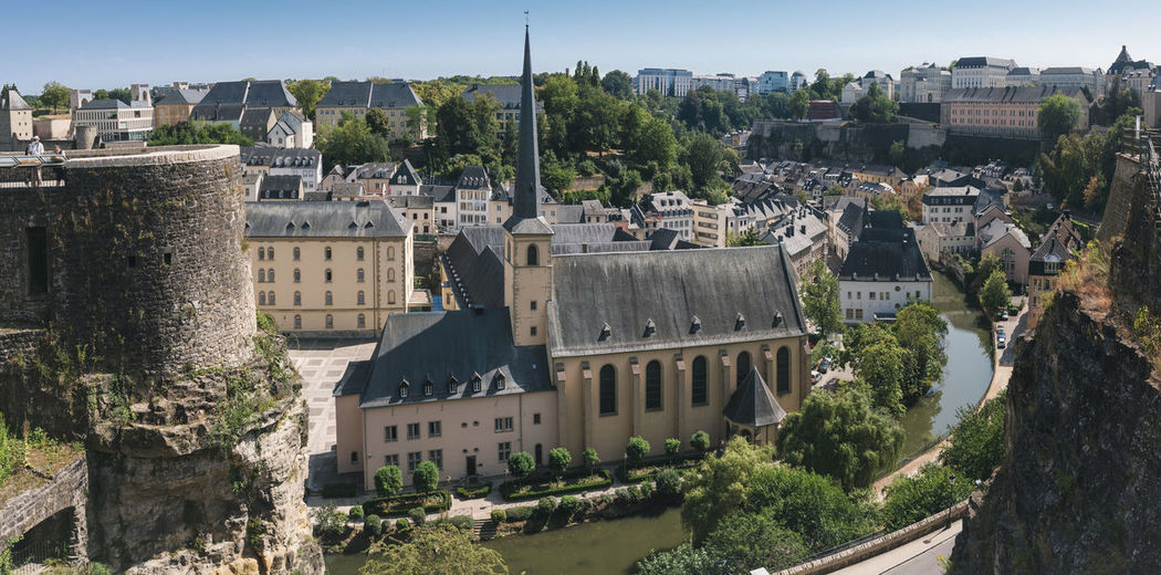 Architecture City Cityscape Luxembourg Nature Panorama Building History Outdoor Photography Outdoors Palace